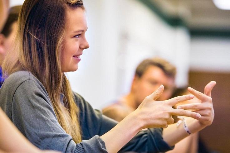 American Sign Language Interpreters